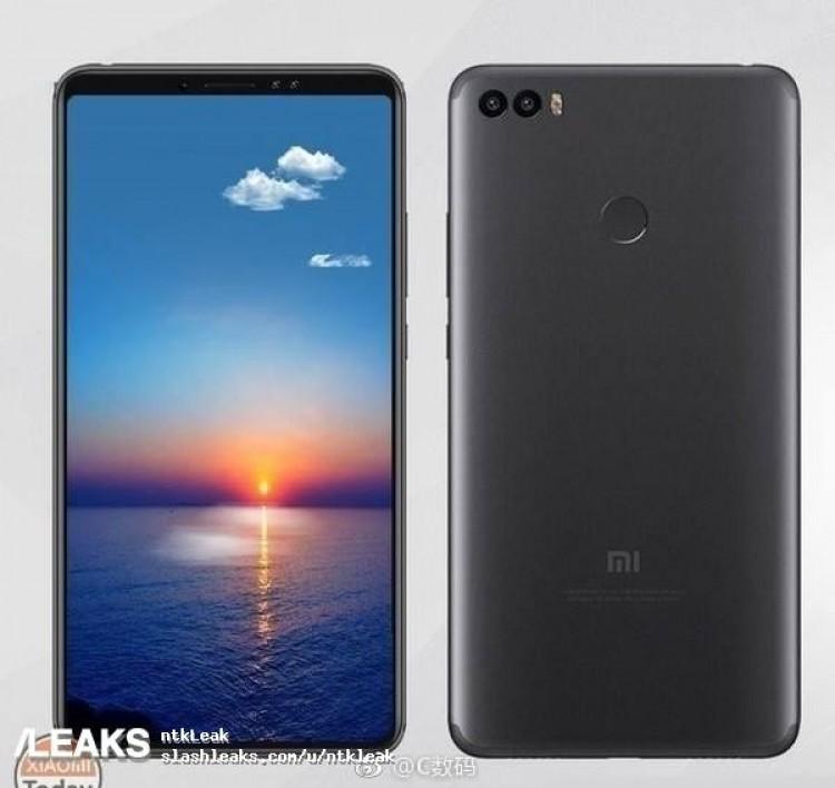 Är det här Xiaomi Mi Max 3?