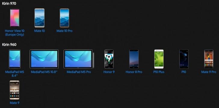 Nu kan du installera Clean Android på din Huawei-enhet!