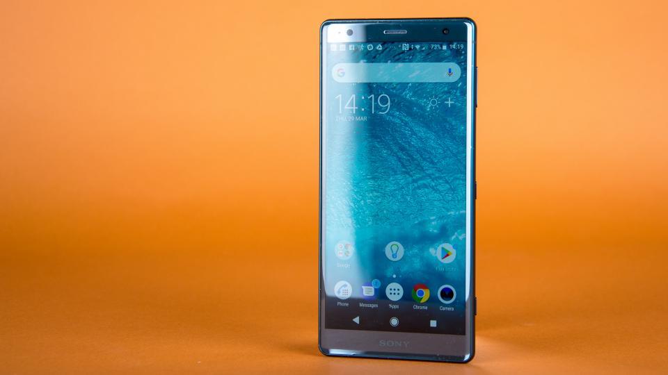 Sony skickar ut betaversion två av Android P till Xperia XZ2