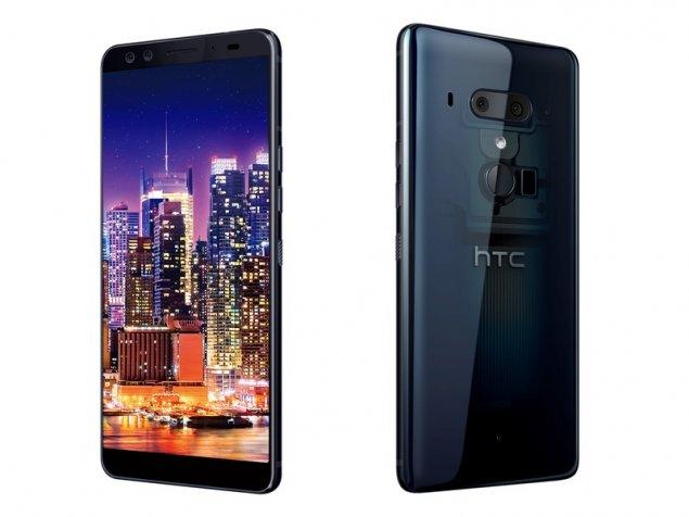 HTC skickar ut ny uppdatering till U12+