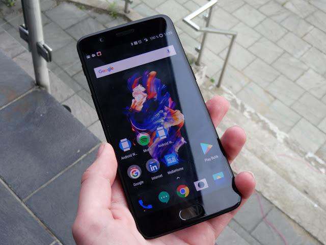 OnePlus skickar ut stor uppdatering till 5 och 5T