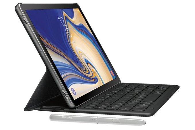 Samtliga specifikationer till Samsung Galaxy Tab S4