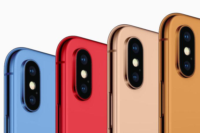 Så mycket kan Apples kommande mobiler kosta, och dessa färger släpps de i!