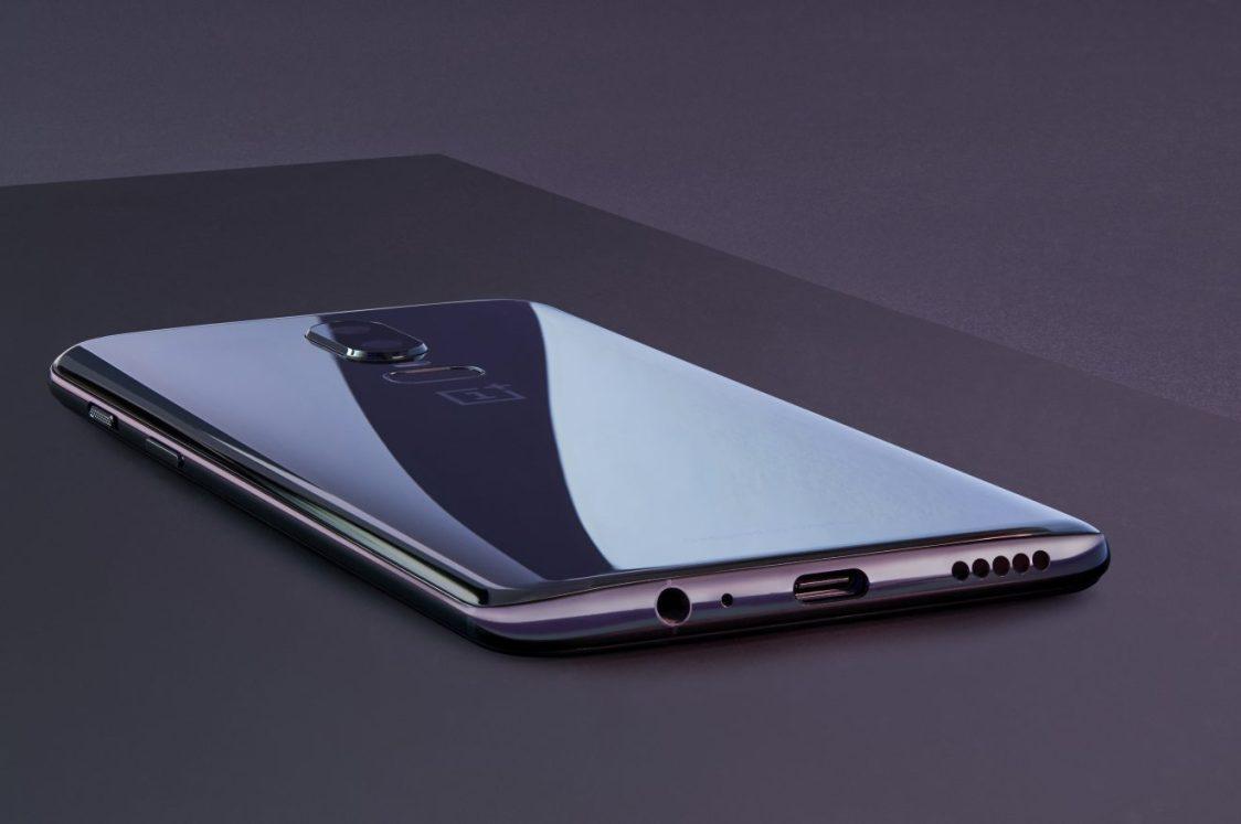 Mirror Black-versionen av OnePlus 6 var extremt svårtillverkad