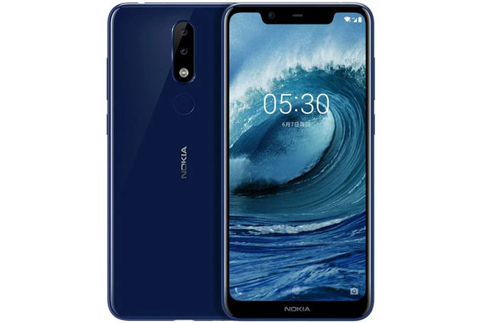 Klart: Nokia 5.1 Plus presenteras under morgondagen
