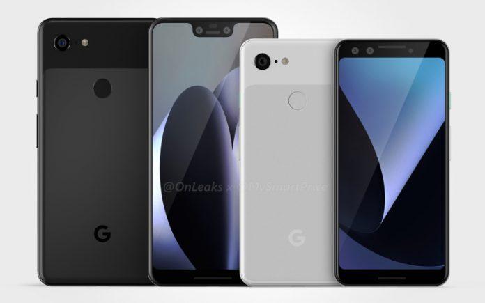 Google Pixel 3 kommer få 100% glasbaksida