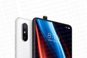 Ny bild visar Xiaomi Mi Mix 3