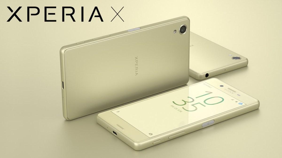 Sony skickar ut uppdateringar till Xperia X och XZ-serien
