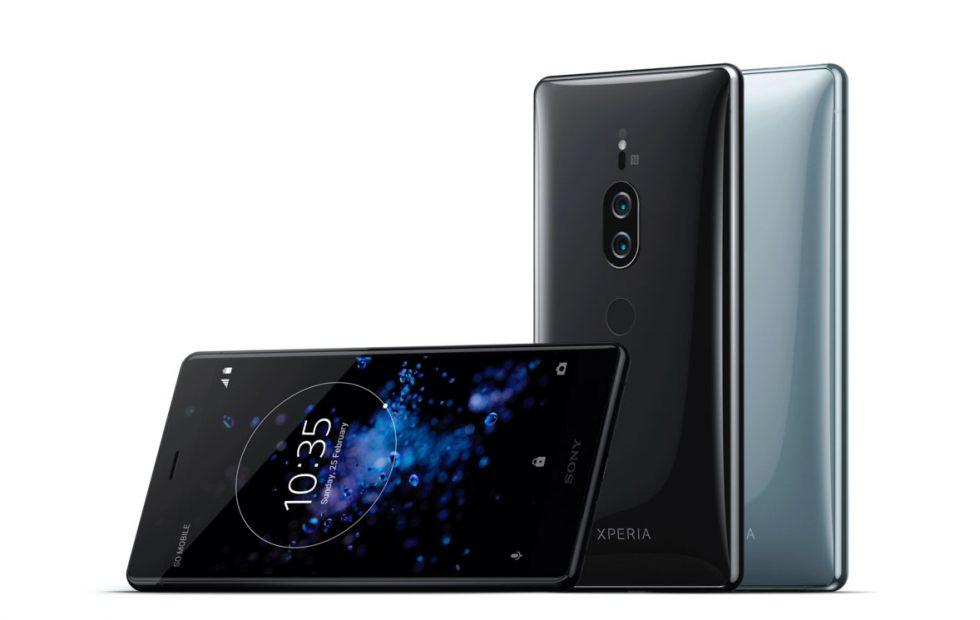 Xperia XZ2 Premium ser ut att bli nya kamerakungen