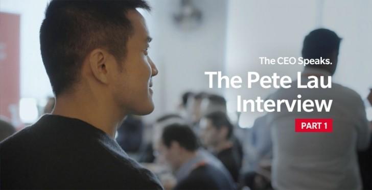 Pete Lau: OnePlus X var en rejäl besvikelse