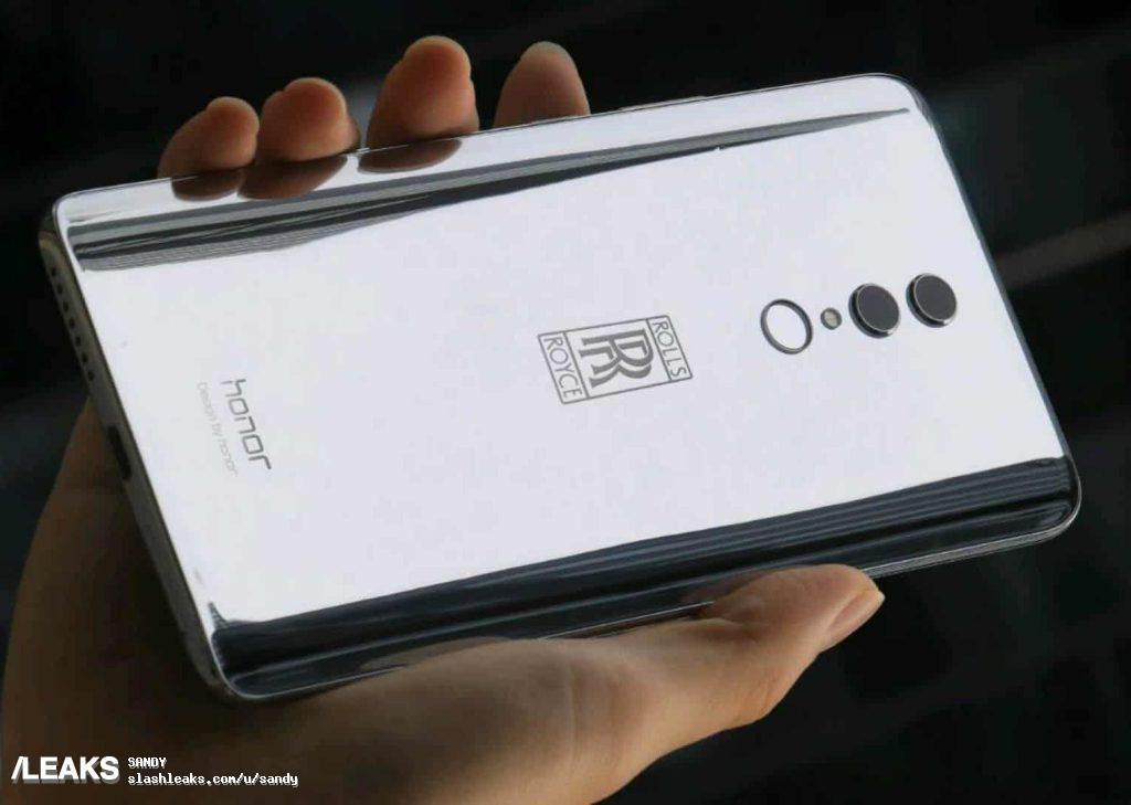 Honor Note 10 ser ut att bli tillgänglig i Rolls Royce-upplaga