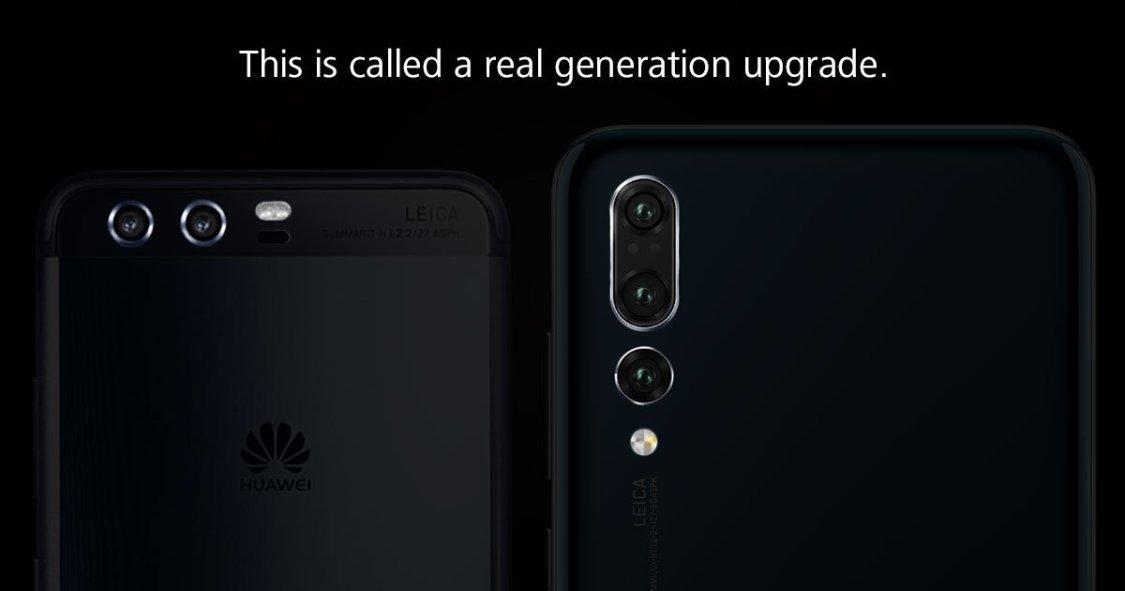 Huawei: Mate 20 Pro kommer vara MYCKET bättre än Galaxy Note 9