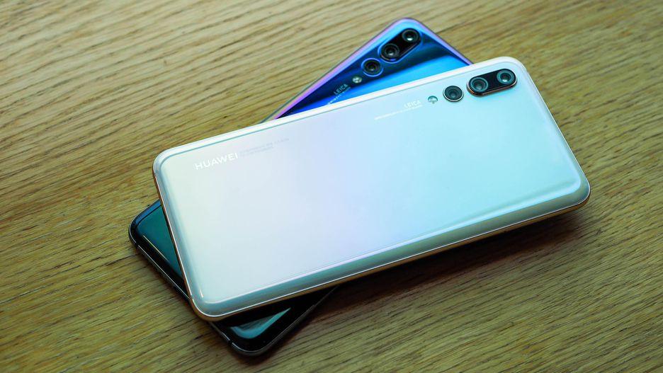 Huawei P20 och P20 Pro kommer i två nya färger