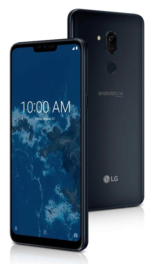 Här är LG G7 One med Android One
