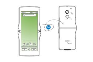 Håller Motorola på att utveckla en vikbar smartphone