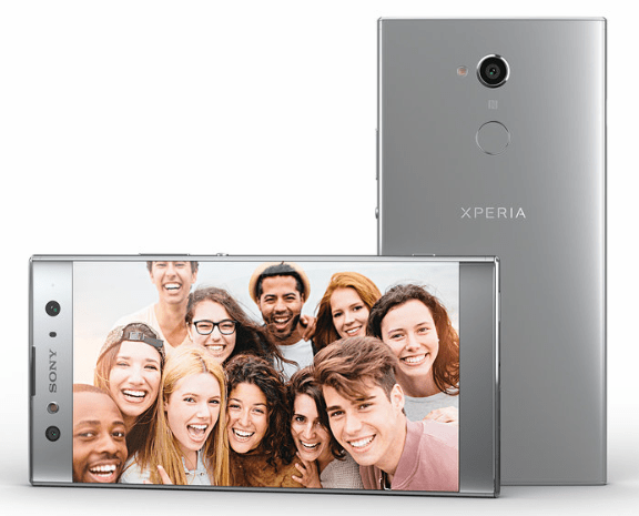 Xperia XA3 upptäcks i benchmark