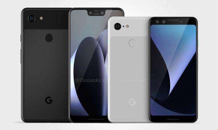 Klart: Pixel 3-mobilerna presenteras i början på oktober
