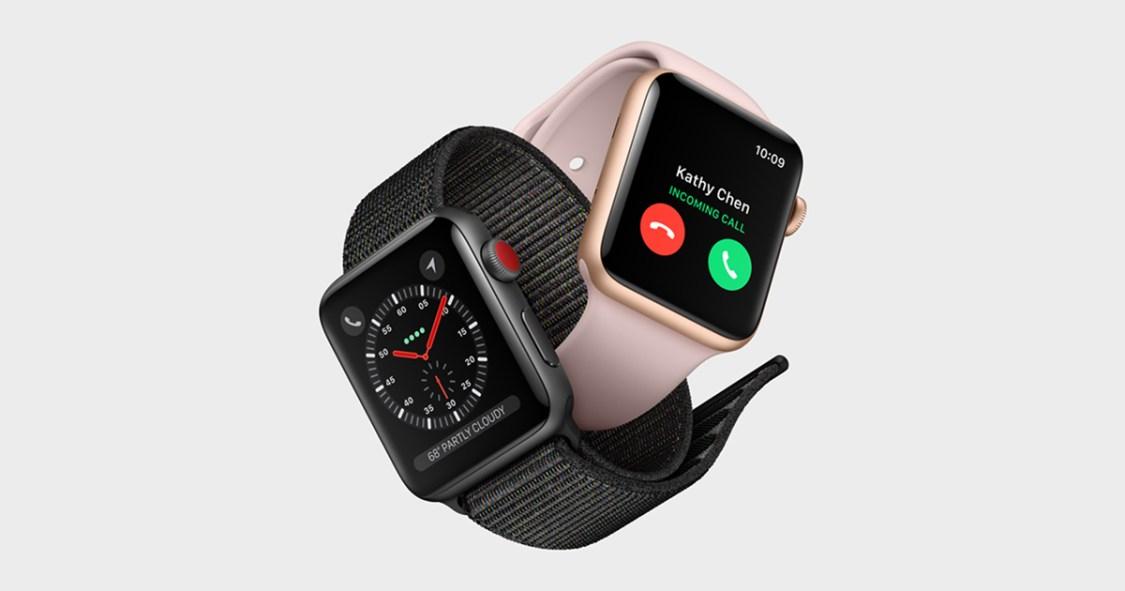 Rykte: nya Apple Watch har utrustats med svepgester