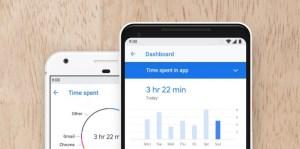 Google's Digital Wellbeing app now as a beta for Pixel phones