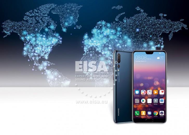 Huawei P20 Pro är bästa mobilen just nu enligt EISA