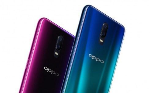 Video visar hur snabb fingeravtrycksläsare OPPO R17 fått under displayen!