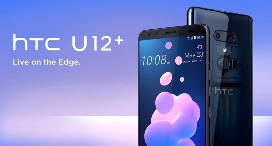 HTC skickar ut stor uppdatering till U12+