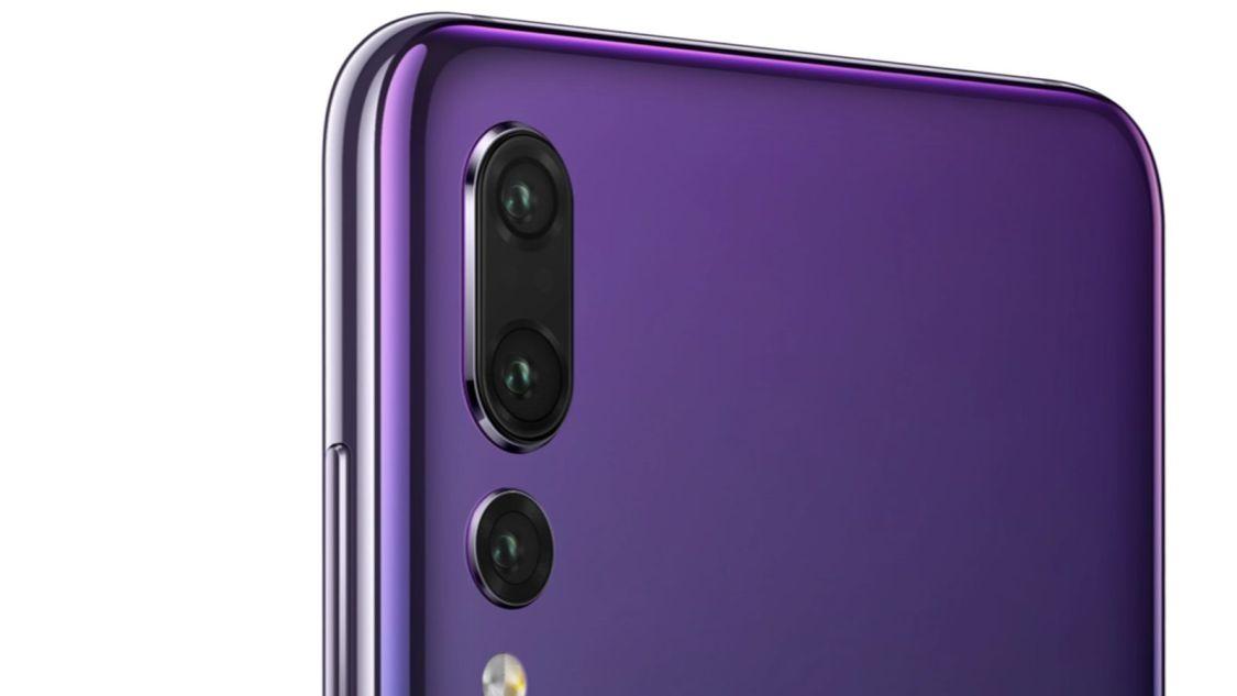 Huawei testar Android 9 Pie på fyra mobiler