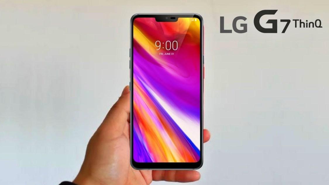LG G7 ThinQ har sjunkit 1000 kr i pris – på 2 månader