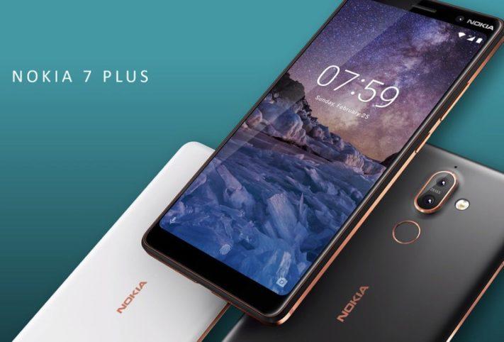 Nokia 7 Plus kan bli sjunde telefonen i världen att få Android 9 Pie