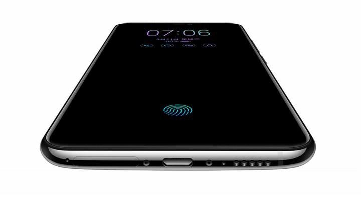 Vivo bekräftar: X23 har en fingeravtrycksläsare under displayen