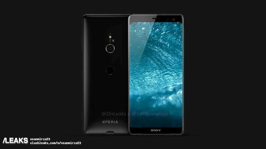 Xperia XZ3 – så här tror jag mobilen kommer bli!