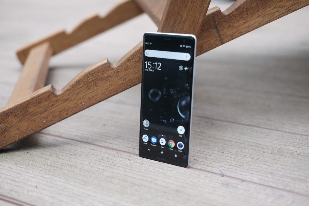 Xperia – smartphones är ganska ensamma om att erbjuda en sak på den svenska marknaden