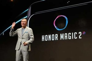 Huawei Honor Magic 2 shows up in the wild