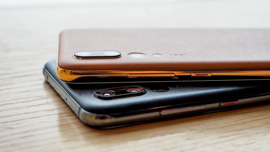 Huawei ARS med läderbaksida åker igenom TENAA