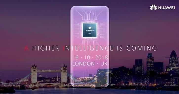 Ny bild på Huawei Mate 20 Pro