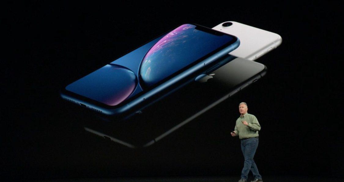 Apple presenterar iPhone XR