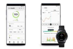 Samsung visar upp Health 6.0!