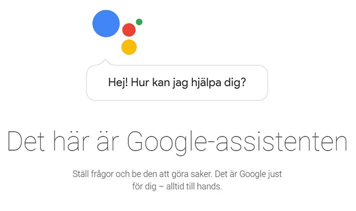 Google Assistent – jag förstår inte hypen?