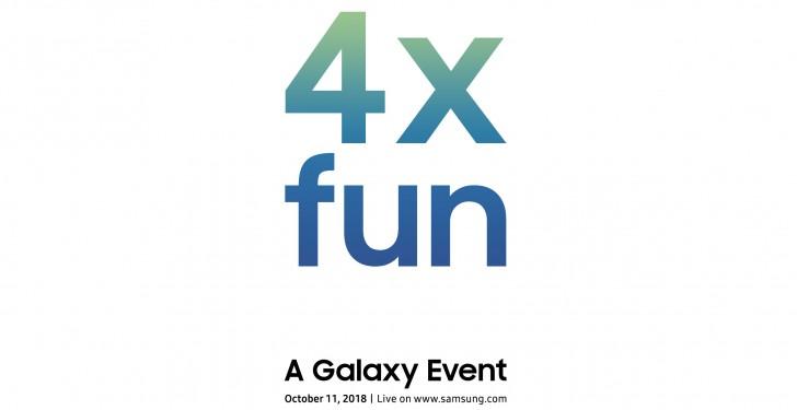 Samsung kommer visa upp en ny Galaxy-enhet 11 oktober