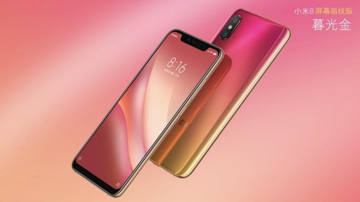 Xiaomi presenterar det nya flaggskeppet Mi 8 Pro