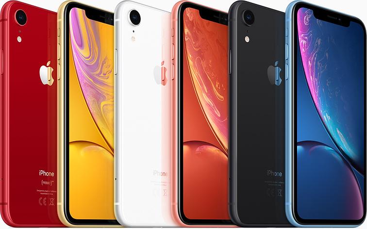 iPhone Xs och Xs Max är företagets första mobiler med 4 GB RAM