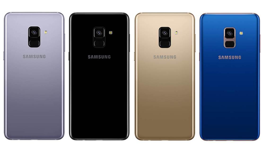 Samsung Galaxy A8+ erhåller ny uppdatering