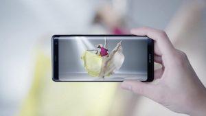 "Sony släpper ""exklusiv"" Hands-on-video på Xperia XZ3"