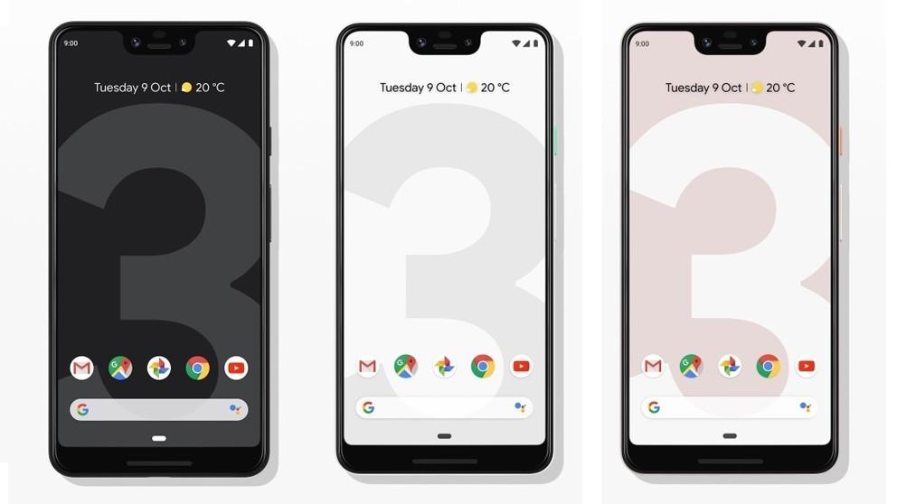 Samsung hånar Google för flärpen på Pixel 3 XL