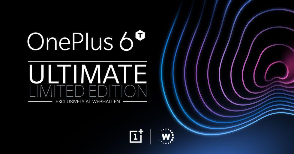 OnePlus och Webhallens erbjudande unikt världen över