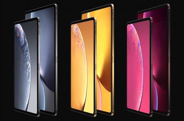 Nya iPad Pro kan likna iPhone 5