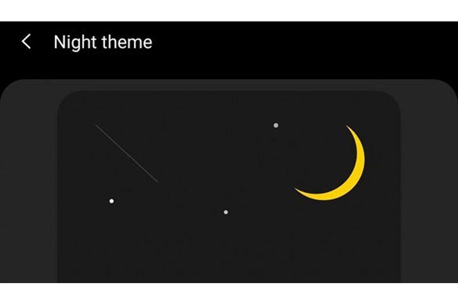 Android 9 Pie erbjuder ett mörkt tema till Galaxy S9-mobilerna