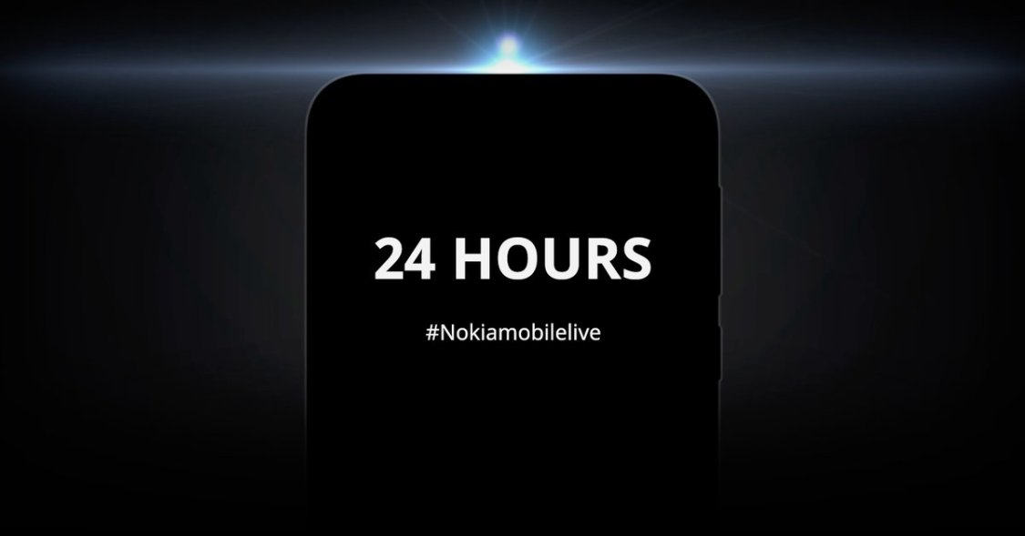 Nokia släpper mystisk teaser inför dagens event