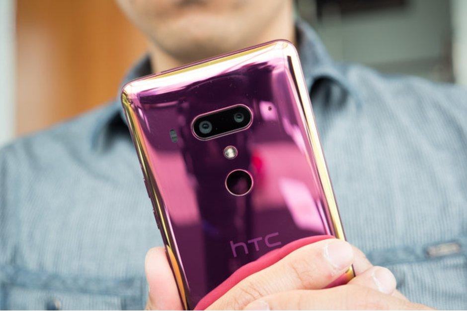 HTC Exodus ser ut som U12+, har en genomskinlig baksida
