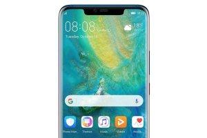 Unboxing på Huawei Mate 20 Pro läcker strax före tillkännagivandet